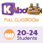 Full Classroom Package - KIBO 18