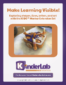 Make Learning Visible! (Marker Curriculum Guide) (Clearance)