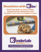 Showtime with KIBO! (Sound Module Curriculum Guide) (Clearance)